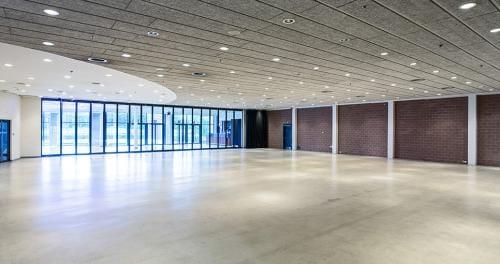 <b>Foyer</b> - Maximale capaciteit: 1200 personen